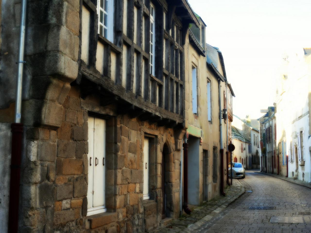 Une rue du Croisic