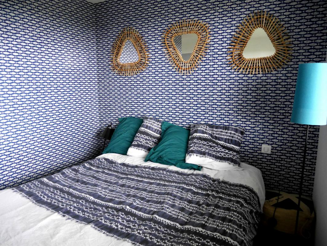 Chambre bleue RDC - 2